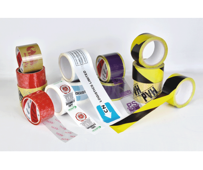Advertising Printing Tape